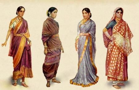 গ্রীষ্মে শাড়িই নারীদের একমাত্র আরামদায়ক পোশাক!