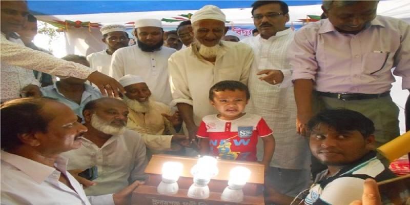 আগামী নির্বাচনে নৌকা মার্কায় ভোট দিন: সুনামগঞ্জ ১ আসনের সংসদ সদস্য রতন