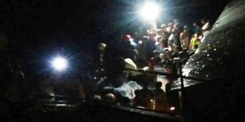 চট্টগ্রামে অতিবর্ষন ॥ পাহাড় ও দেয়াল ধসে নিহত ৪