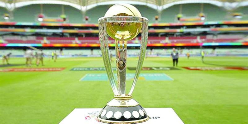 আগামীকাল বাংলাদেশে আসছে ক্রিকেটের বিশ্বকাপ ট্রফি