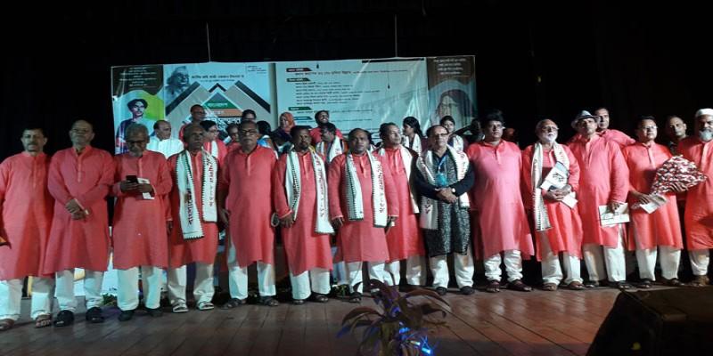 সিরাজগঞ্জে বাংলাদেশ-ভারত যৌথ নজরুল সম্মেলন অনুষ্ঠিত॥