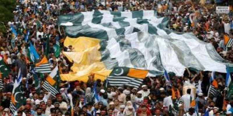 আজাদ কাশ্মীরে ২২ স্বাধীনতাকামীকে গ্রেফতার পাকিস্তান॥