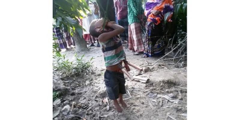 সুনামগঞ্জ দিরাইয়ে নির্মমভাবে এক শিশুকে হত্যা