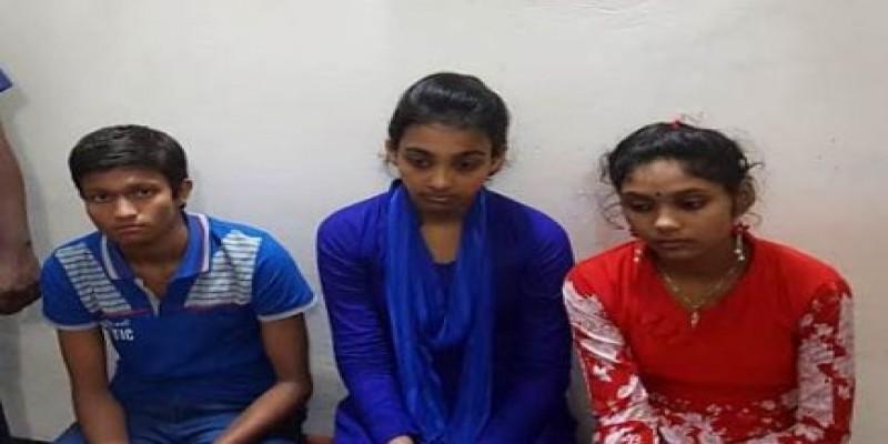 ভারতে পাচার হওয়া ৩ কিশোর-কিশোরীকে বাংলাদেশে হস্তান্তর॥
