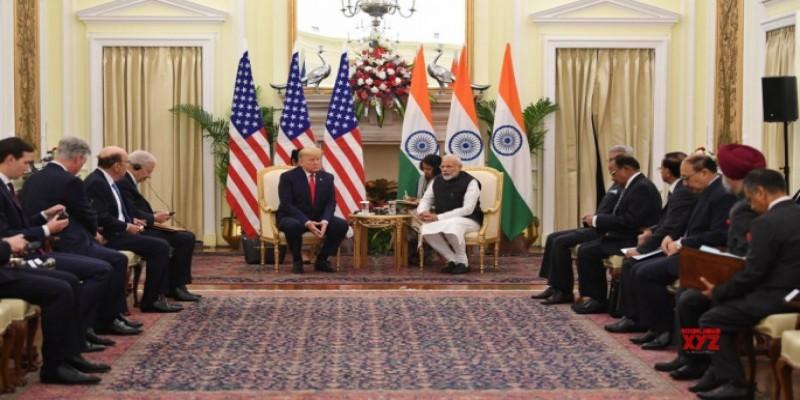 ভারত–যুক্তরাষ্ট্র ৩০০ কোটি ডলারের প্রতিরক্ষা চুক্তি স্বাক্ষর॥