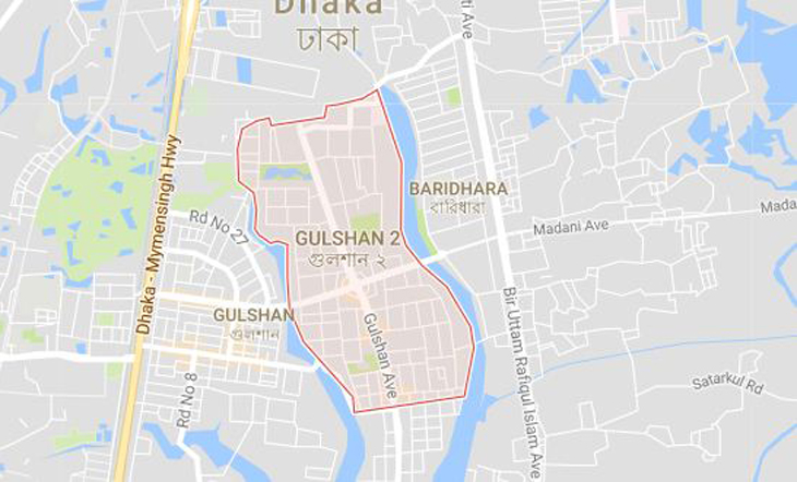 গুলাশানে ঢাকা শিক্ষাবোর্ডের সচিব গুলিবিদ্ধ