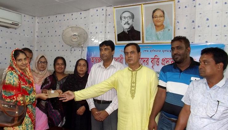 রাজশাহীর ২০০ শিক্ষার্থী পেল জেলা পরিষদের বৃত্তি।।