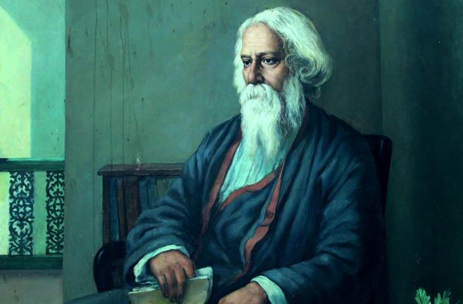 আজ কবিগুরু রবীন্দ্রনাথের ৭৬তম প্রয়াণবার্ষিকী।।