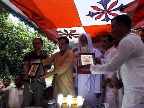 প্রতিটি পরিবারেই বিদ্যুৎতের আলোয় আলোকিত হবে- এমপি রতন